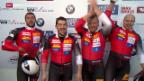 Video «Rico Peter rast zu WM-Bronze» abspielen
