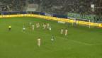 Video «SL kompakt: St.Gallen - GC» abspielen