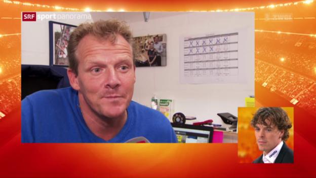 Video «Was sagen Trainer und Fans über den Neuzugang?» abspielen