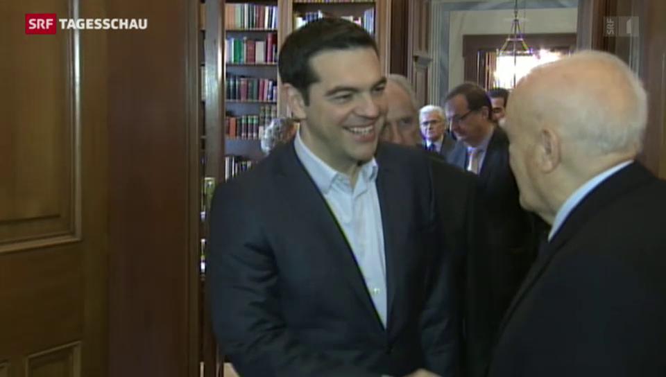 Ist eine Einigung zwischen Griechenland und der EU möglich?