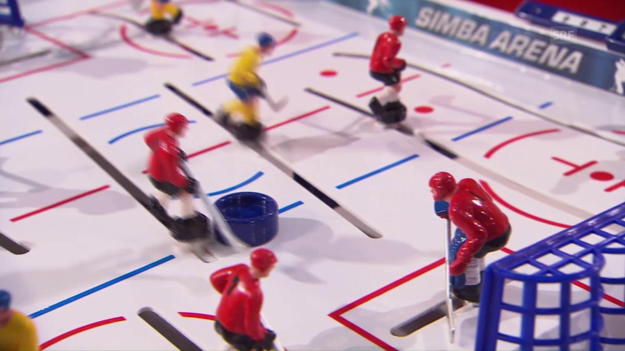 SRF-Experte Weber blickt auf die Hockey-Saison voraus