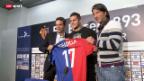 Video «Fussball: Bobadillas Wechsel zum FC Basel» abspielen