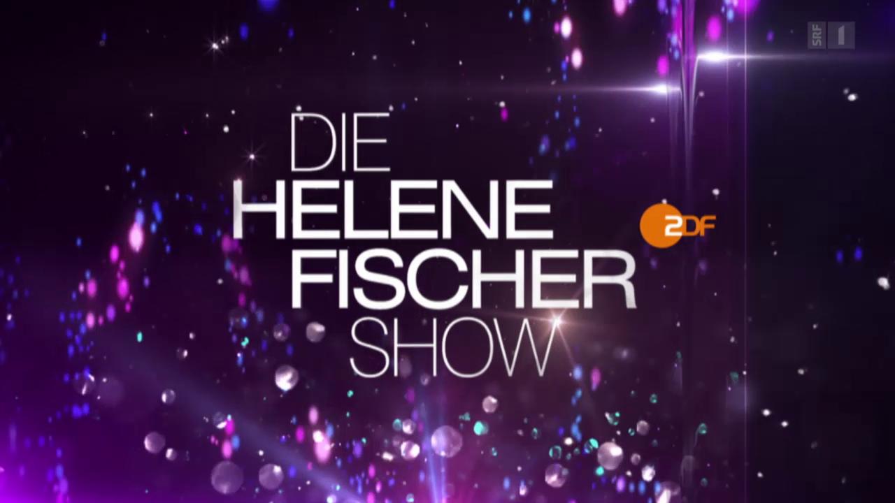 Die Helene Fischer Show, Teil 1 vom 25.12.2015