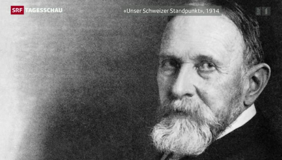 Schweizer Reden des 20. Jahrhunderts