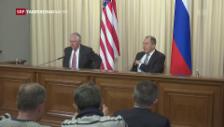 Video «Frostige Zeiten zwischen Moskau und Washington» abspielen