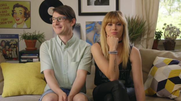 Video ««Vier Wänd», Episode 1: «Die WG ist das Ziel»» abspielen