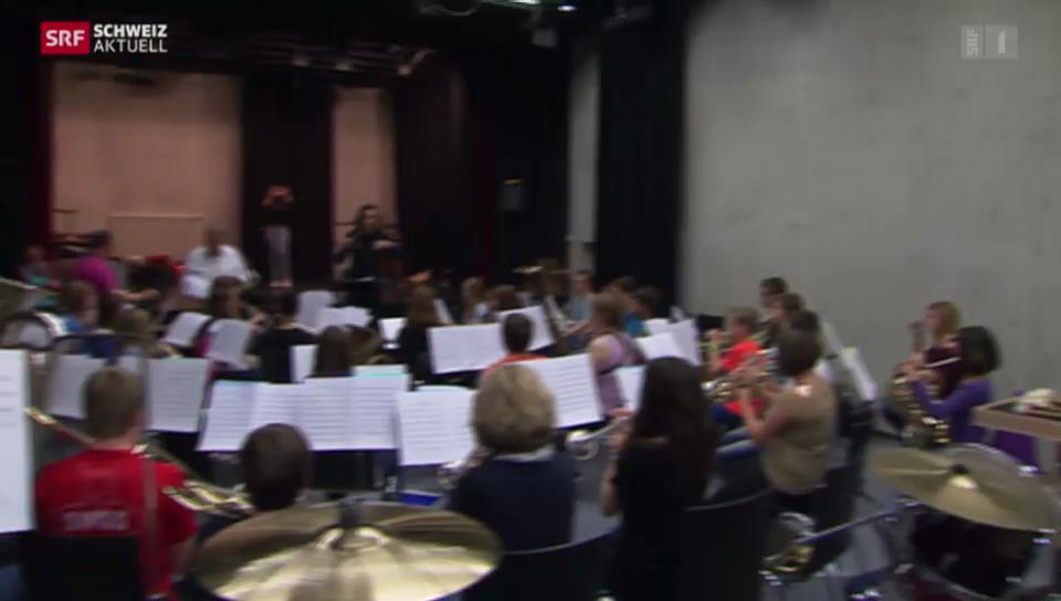 Schweizer Instrumente erhalten in der Karibik ein 2. Leben