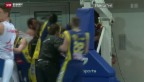 Video «Gewaltexzess bei Basketball-Playoff» abspielen