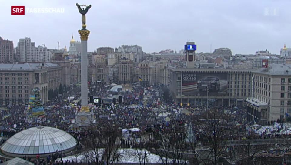 Kiew: «Marsch der Millionen»