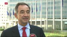 Video «Der neue EU-Botschafter in der Schweiz» abspielen