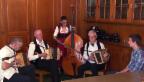 Video «Fritz Heiniger am Musizieren» abspielen
