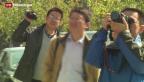 Video «Hotelübernachtungen im Februar gestiegen» abspielen