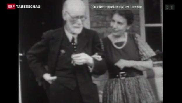 Video «75. Todestag von Sigmund Freud» abspielen