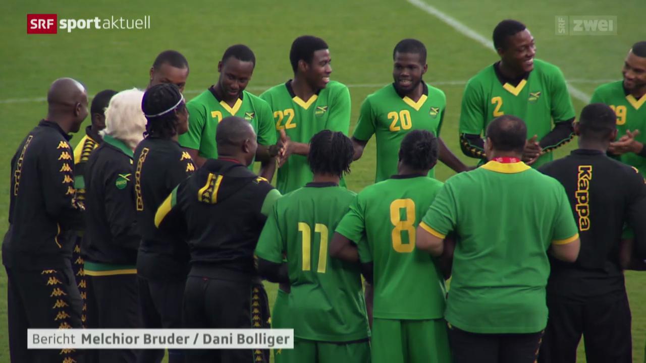 Fussball: Die Reggae-Boys von Jamaika