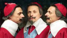 Link öffnet eine Lightbox. Video Bilder allein zuhaus: Dreifaches Porträt von Richelieu (28/30) abspielen