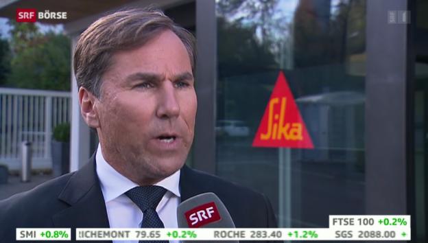 Video «SRF Börse vom 30.10.2014» abspielen