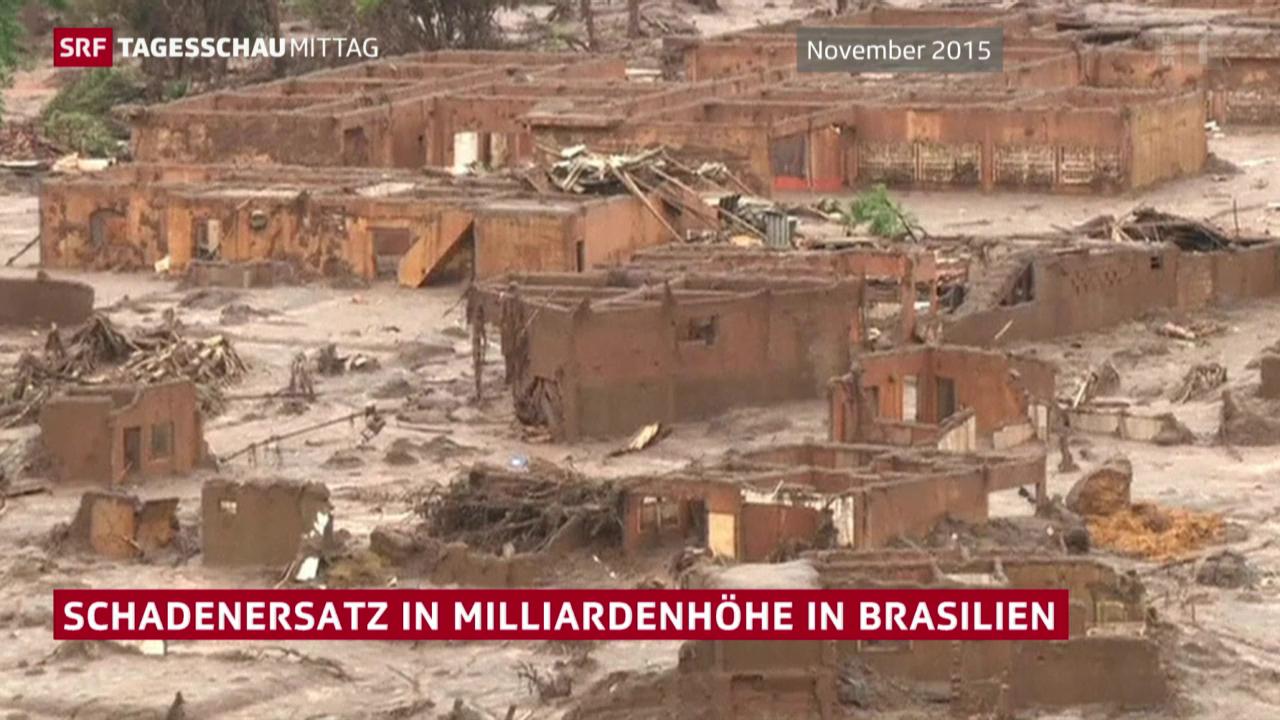 Schadenersatz in Milliardenhöhe in Brasilien