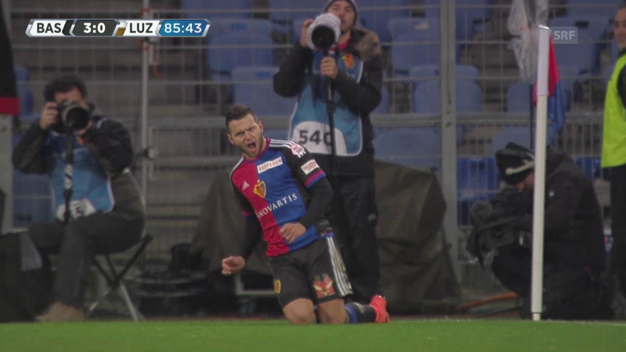 Steffen trifft bei seinem Debüt