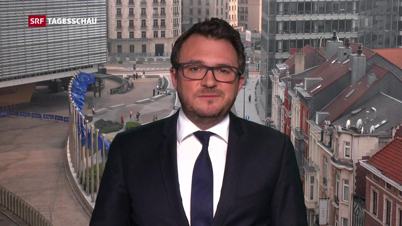 Sebastian Ramspeck zu den Reaktionen in Brüssel