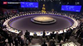 Video «Westen isoliert Russland weiter» abspielen