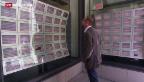 Video «Pensionskassen investieren in Aktien» abspielen