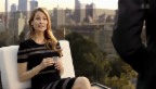 Video «Lauriane Gilliéron mit George Clooney» abspielen