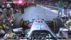 Video «Schwarzer Tag für Rosberg» abspielen