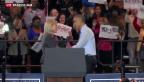 Video «Midterm-Wahlen: US-Demokraten fürchten Niederlage» abspielen