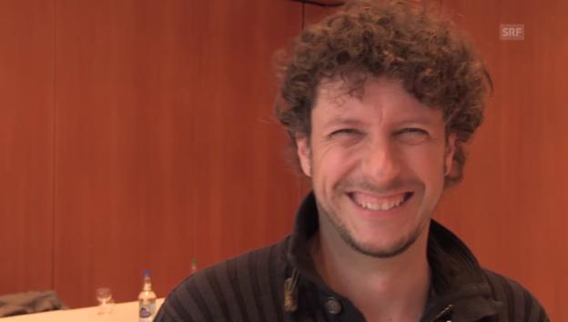 Video «Benvenuti da «G&G»: Folge 5 – Flavio Sala» abspielen