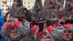 Video «Basel feiert Fasnacht» abspielen