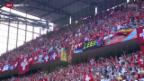 Video «Schweizer Begeisterung während der WM 2006» abspielen
