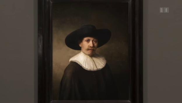 Video «Rembrandt malt wieder» abspielen