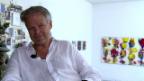 Video «Lorenz Spring: Vom Kindergarten zur Kunst» abspielen
