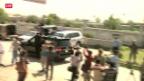 Video «Musharraf auf der Flucht» abspielen