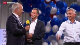 Video «Acht Wochen bis zur Wahl» abspielen
