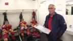 Video «Ex-Biel-Coach McNamara als Moskito-Coach» abspielen