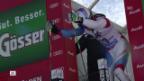 Video «Ski alpin: 1. Lauf von Gino Caviezel («sportlive»)» abspielen