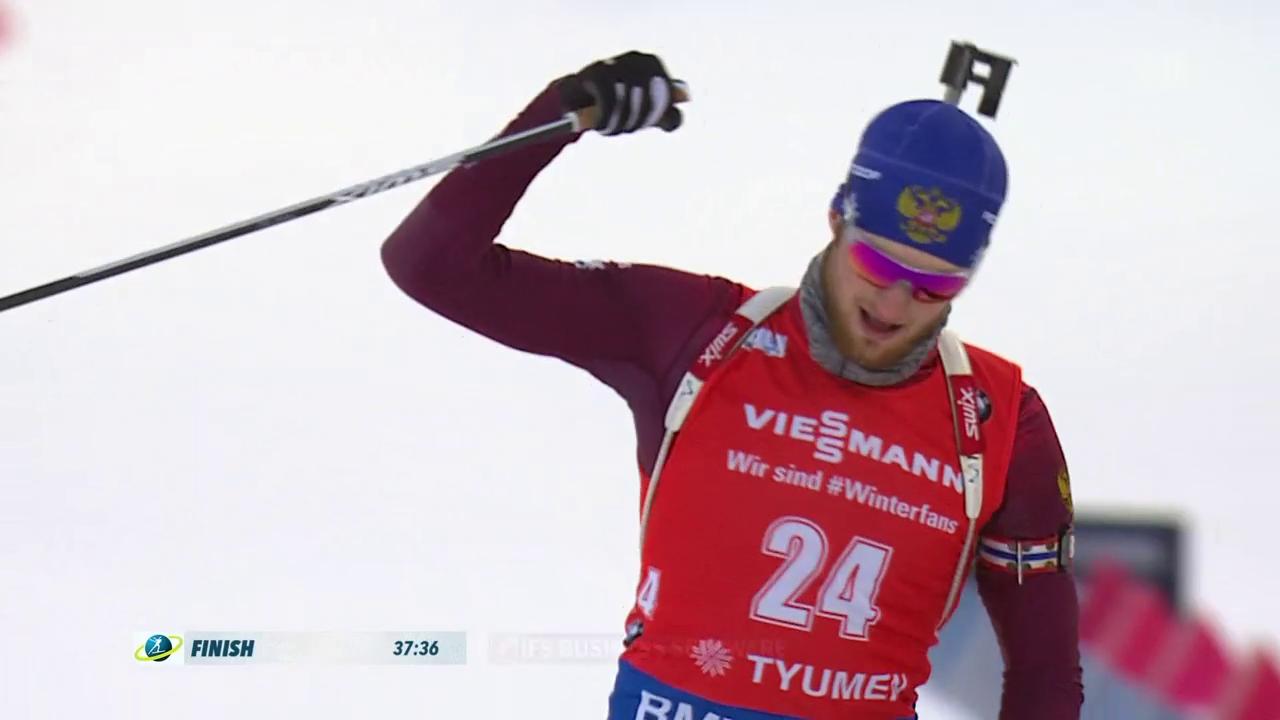 Zwetkow gewinnt sein erstes Weltcup-Rennen