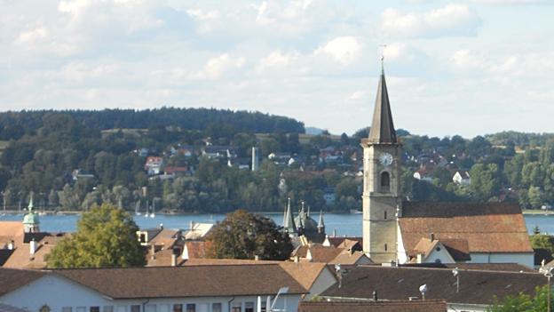 Glockengeläut der Stadtkirche St. Jakob, Steckborn