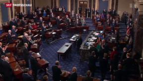 Video «Regieren für Barack Obama ab heute schwieriger» abspielen