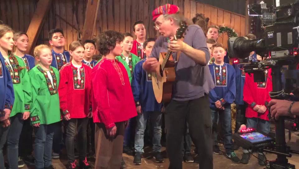 «Samschtig-Jass» - Kinder-Special mit «Schellen-Ursli»