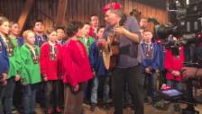 Video ««Samschtig-Jass» - Kinder-Special mit «Schellen-Ursli»» abspielen