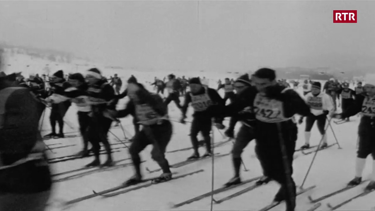 il maraton da skis engiadinais