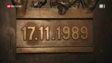 Tschechien feiert Revolution
