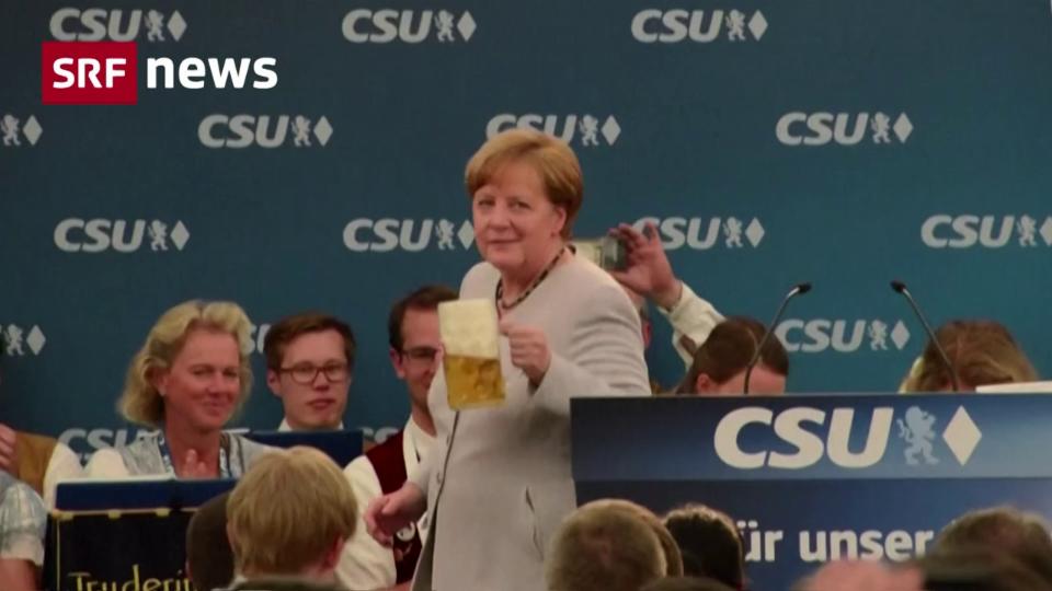 Die witzigsten Momente der Merkel-Ära