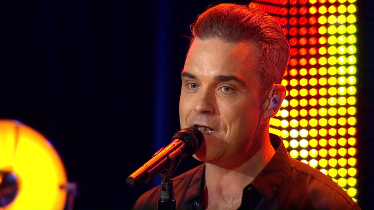 Robbie Williams «Love My Life» – SRF 3 Showcase