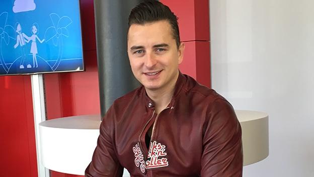 Andreas Gabalier: in Kontakt mit seinen Fans