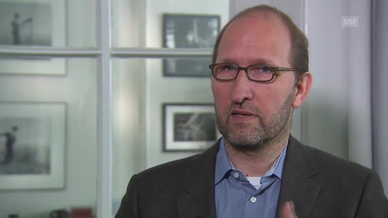 Roman Rossfeld über die Kritik an der Munitionsfabrikation