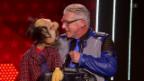 Video «Roli Berner zeigt sein Bauchredner-Können» abspielen