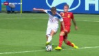Video «Belgien schon in den Achtelfinals» abspielen